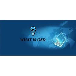 Chức năng và cách điều chỉnh OSD trên camera quan sát