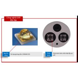 Công nghệ hồng ngoại EXIR camera HIKVISION