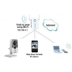 Các bước cài đặt camera IP Hikvision xem qua mạng
