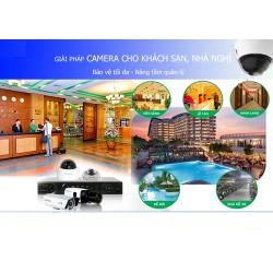 Giải pháp lắp đặt camera quan sát cho nhà hàng, khách sạn