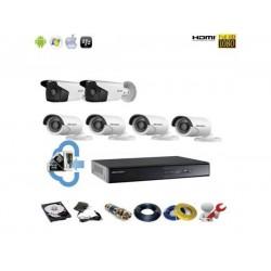 4 bước tự lắp đặt camera quan sát tại nhà