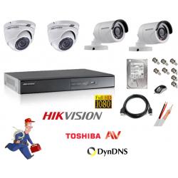 Dịch vụ lắp đặt camera chống trộm với đội ngũ nhân viên chuyên nghiệp.