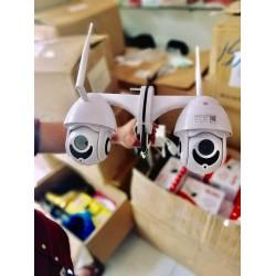 Review Camera wifi PTZ giá rẻ mà chất như quả gấc