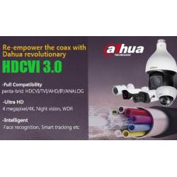 Giải pháp công nghệ HDCVI 3.0 và độ phân giải 4K
