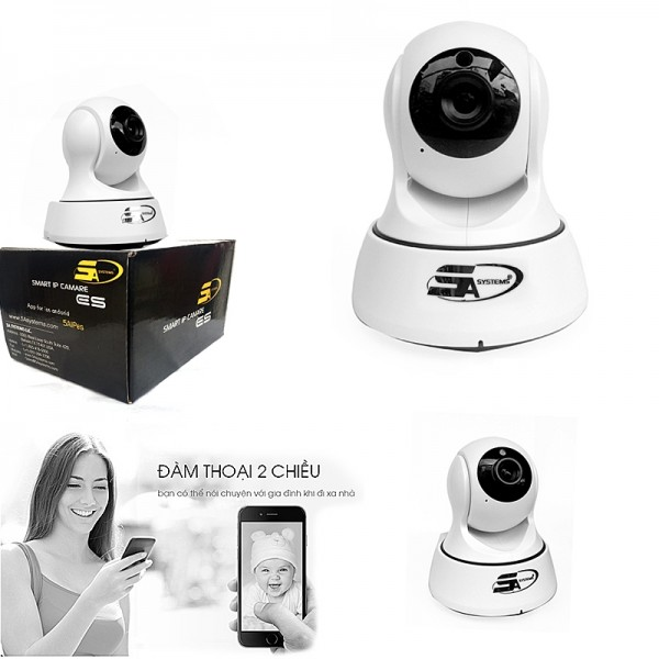5A SMART IP CAMERA WIRELES 06 ES
