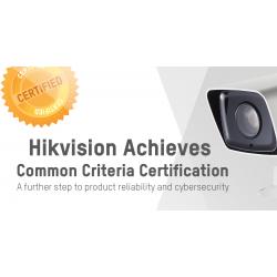 Hikvision đạt được chứng nhận tiêu chuẩn chung