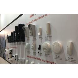 Hikvision đưa ra giải pháp tổng thể về giải pháp với phạm vi Alarm mới tại Security Essen