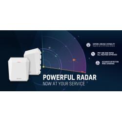 Hikvision ra mắt Radar bảo mật để phát hiện xâm nhập cực kỳ chính xác trong mọi thời tiết