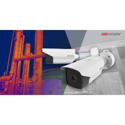 Hikvision ra mắt camera đạn học tập nhiệt sâu