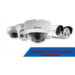 Một số nguyên nhân không xem lại được camera Hikvision