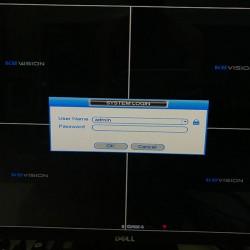Hướng dẫn Reset Mật khẩu đầu ghi hình KBVISION