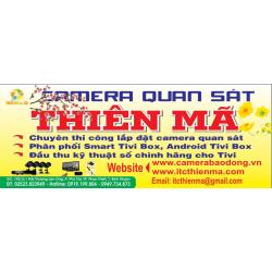 Camera quan sát Thiên Mã Bình Thuận