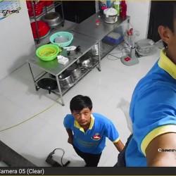 Lắp đặt camera cho trường mầm non tại phan thiết