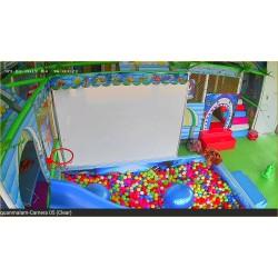 Lắp đặt camera cho khu vui chơi trẻ em