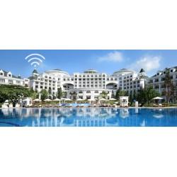 Lắp đặt WiFi cho khách sạn, resort, khu nghỉ dưỡng tại phan thiết bình thuận