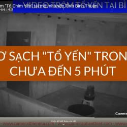 Video quay lại cảnh trộm Tổ Yến tại một nhà nuôi yến ở Bình Thuận