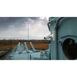 Hikvision System cung cấp nâng cấp bảo mật IP cho Battleship North Carolina Historic Landmark