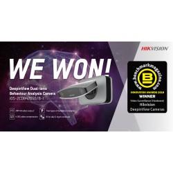 Hikvision giành giải thưởng Đổi mới Benchmark uy tín