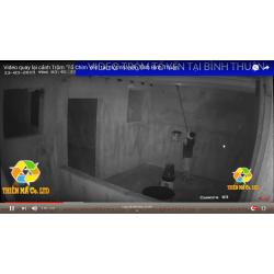 Cách lắp thiết bị chống trộm cho nhà yến
