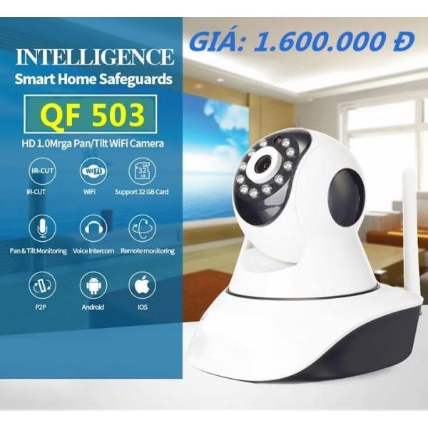 Camera báo động WIFI QF503
