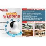 Camera ip wifi global (chiến binh WARRIOR)