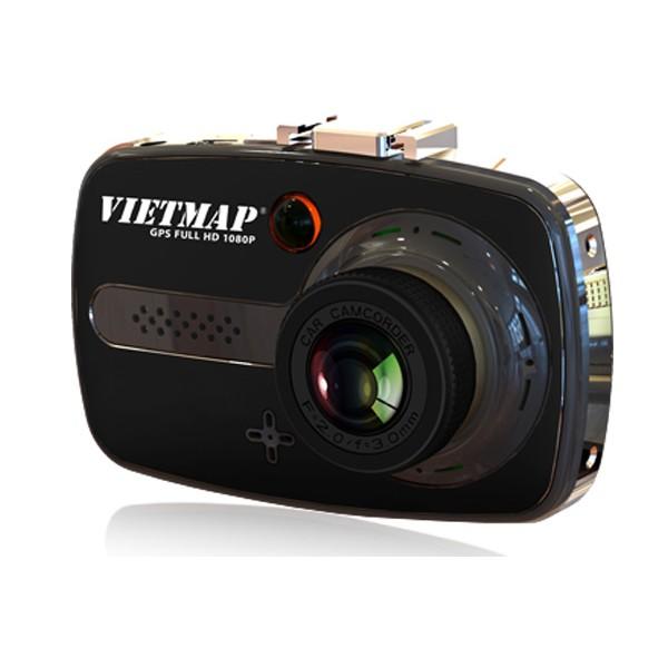 Camera hành trình Vietmap X9 ghi hình HD 1080P, chống ngược sáng, Micro SD, GPS, vỏ kim loại