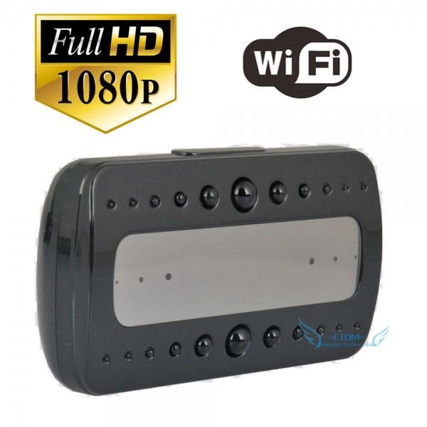 Đồng hồ Camera ngụy trang WIFI T10 kết nối điện thoại