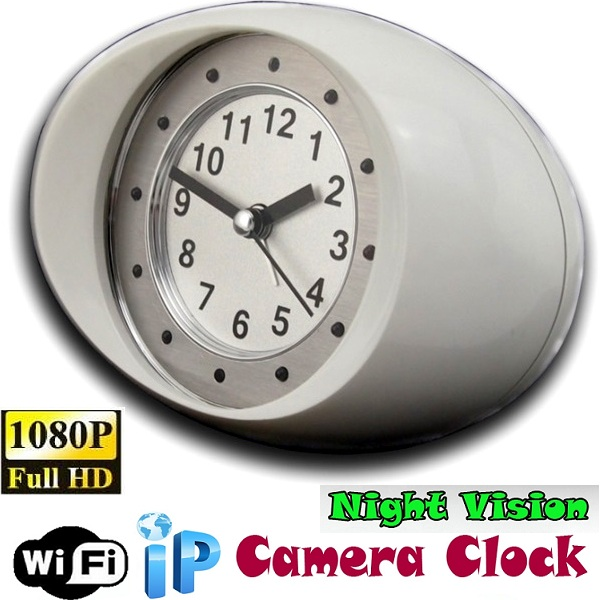 Đồng Hồ Camera ngụy trang WIFI T1000 Siêu VIP
