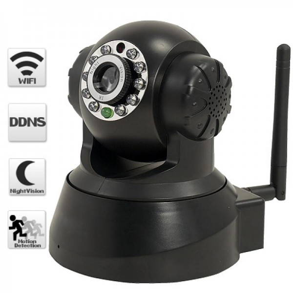 P2P IP/Network Wifi camera