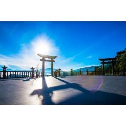 Review Đường lên chùa Linh Quy Pháp Ấn 2018
