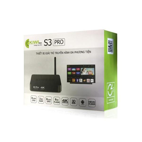 Kiwibox S3 Pro