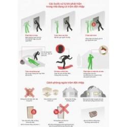 Cách phòng chống và xử lý khi có trộm đột nhập