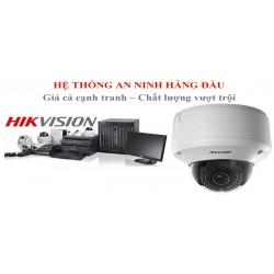Camera Hikvision – sản phẩm bán chạy nhất tại Camera Thiên Mã