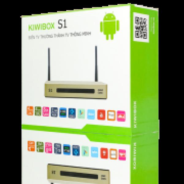Smart Andrioid TV Box Kiwibox S1
