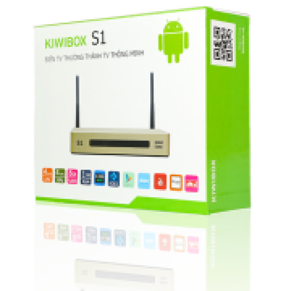 Smart Andrioid TV Box Kiwibox S1