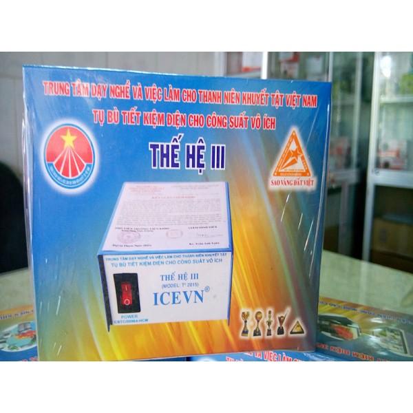 Tụ bù tiết kiệm điện ICEVN Thế Hệ 3