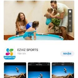 Hướng dẫn cài đặt sử dụng camera EZVIZ Xem trên điện thoại